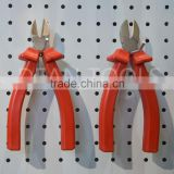 "6"" 8"" Insulating high-voltage insulating diagonal cutting plier WITH VEDHANDLE"