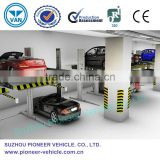 Two Level Simple Auto lift Equipment/Smart Car parking system