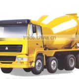 Off Sale SINOTRUK STEYR KING 8X4 Concrete Mixer Truck