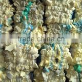 Factory directly sell High quality clear PU foam scrap