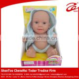 9 inch Full body silicone baby dolls for sale
