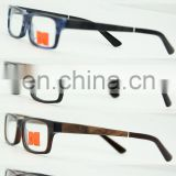 wooden wood optical frame glasses