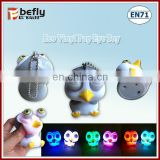 Cheap pop eye toy PVC light up vinyl toy with EN71