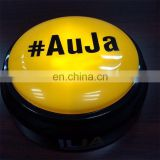 High Quliaty Sound Button Easy Button with Loudly Speaker Custom logo Printing