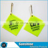 EN71 Gifts Promotion customized reflective key chain