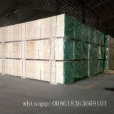OSHA standard 38*225mm pine LVL scaffolding plank hot sale in dubai from fushi wood group