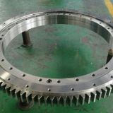 single row ball slewing bearing for crane excavator