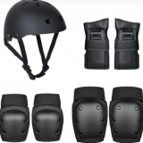 Faboard Helmet and all Protection Gear for sale