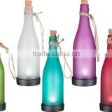 Hanging Solar LED Bottle Light Color Changing Garden Decoration Bottle Light Patio Night Lamp Bottle