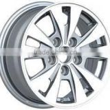 via jwl alloy wheels 5x114.3 cast wheel for TOYOTA INNOVA wheels