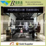 2015 booked metal rack display furniture for clothing store,new design retail clothing store furniture