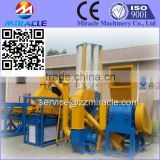 Copper wire grinding machine price, copper granulator, cable crushing and separation machine