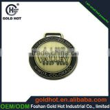 zinc alloy metal thin word projected nameplate trademark logo label sticker