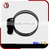 Factory supply black hose clamps