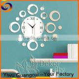 DIY acrylic cheap wall sticker clock