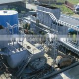 Oil recycling equipment edible oil refinery plant engine oil refinery unit with high oil output