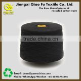 Chinese Factory Open End Dyed Spun Regenerated/Recycled Cotton Polyester Blended Pet Toy Yarn