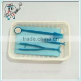 Surgical Supplies Type and Medical Materials & Accessories Properties disposable sterile surgical instrument dental kit/5