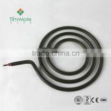 hot sell Stove/oven stainless steel coil tubular heating element 3kw 220v with best price