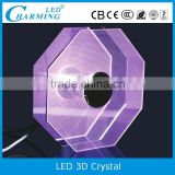 technology 2016 stage lamp for led hanging bar ceiling 3d rgb crystal light