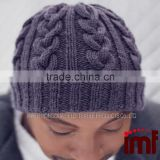 Long Merino Wool Beanie Mens Long Hat Beanie                                                                         Quality Choice