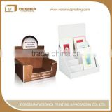 Multifunctional promotional counter display