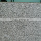 outdoor cheap sandblast granite flooring/driveway tiles