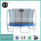 15ft Big Trampoline with Safety enclosure (TUV-GS approved)