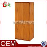 chic style home furniture wooden armoire bedroom furniture wardrobe clothes cabinet F201