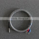 type K/J rigid lead cable thermocouple/RTD