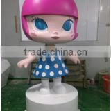 cartoon sculpture statue used decorative