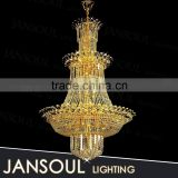 2015 fancy large crystal hotel chandeliers for sale decorative hanging pendant light