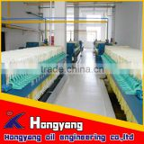 Exclusive technology easy operation all impurities removing edible rapeseed oil refinery