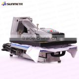 Sunmeta Sublimation machine cheap used t shirt heat press machine hydraulic heat press machine for t shirt