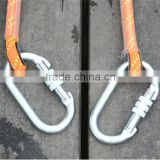 New Design High Quality Metal Heavy Duty Large Carabiner With Cheap Price And Good Service