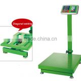 The new foldabl digital counting platform scale