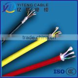 shield 2 core red fire alarm cable Yiteng company