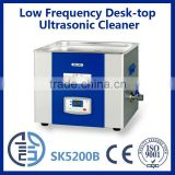 Low Frequency industrial ultrasonic cleaner easy operiation ultrasonic contact lens cleaner china