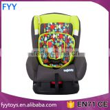 Wholesale 3 in1 harness baby booster baby car seat with CE approval