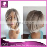 shot bob synthetic wig heat resistant party synthetic hair lace front wig any color available