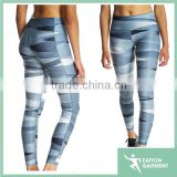 88 polyester 12 spandex women dri fit skinny yoga gym leggings                                                                         Quality Choice
