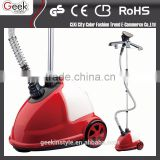 220 v 1500 w vertical metal hand electric 2015 hot sales mini garment steamer as seen on tv