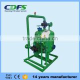 High quality carbon steel industrial sand filter for water treatment