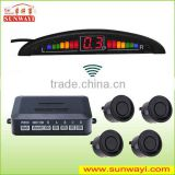 Wireless Car Parking Sensors with Sonar Sensors for Blind Spot Detection System                                                                         Quality Choice
