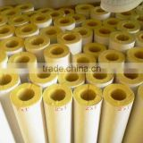 Fiberglass wool duct heat insulation material