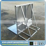 RK Aluminum Stage Crowd Barrier automatic boom barriers safety barrier