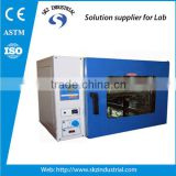 laboratory hot air sterilizing oven air drying oven