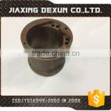 Customized ductile iron investment casting part, ductile iron cylinder