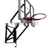 basketball backboard basketball pole height adjustable basketball hoop