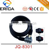 Bike Cable Lock Manufacturer Wholesale Cheaper Steel Cable E-Bicycle Locks                                                                         Quality Choice